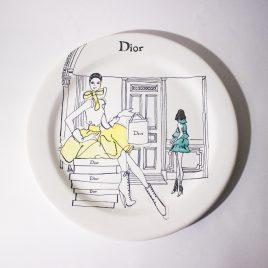 """Plato """"Dior"""""""